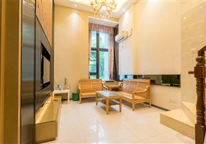 雅居乐富春山居 总价低 4.5米层高复式 三房仅需260万
