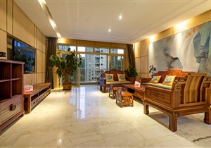 汇景新城全新豪华5房大平层 3梯1户 私密性好 望花园